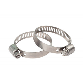 316 SS WORM-DRIVE HOSE CLAMP