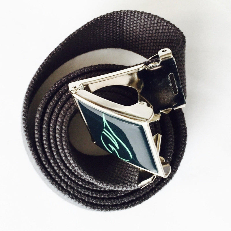Surf Belt - NautiCurl Drop Logo Web Belt - NautiCurl