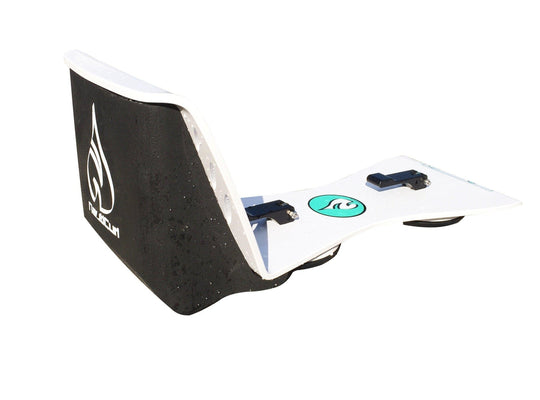 WakeSurfing - Wake Shaper Floating Surf Gate - NautiCurl