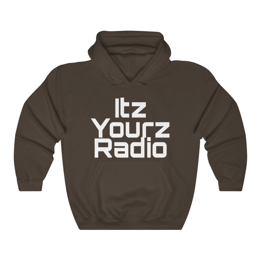 (Itz Yourz Radio) Hooded Sweatshirt