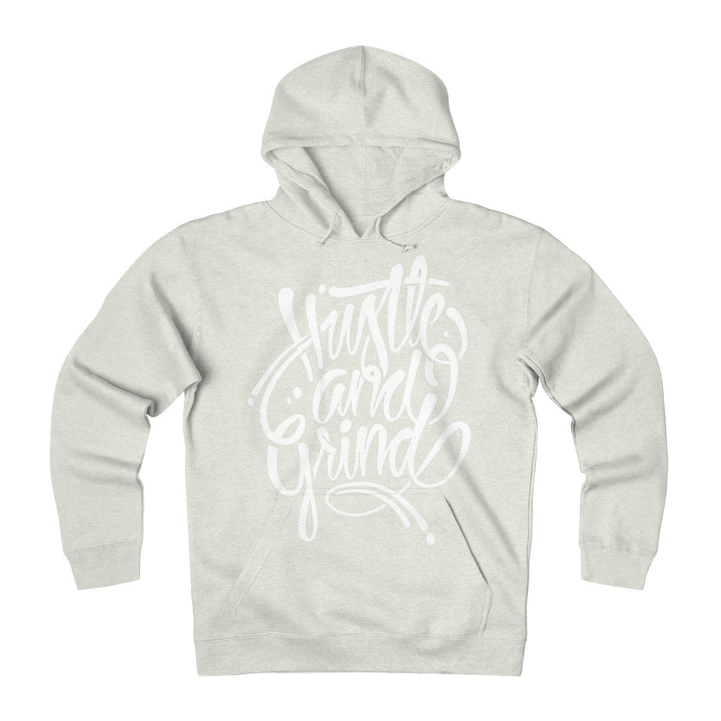(Hustle & Grind) Unisex Heavyweight Fleece Hoodie