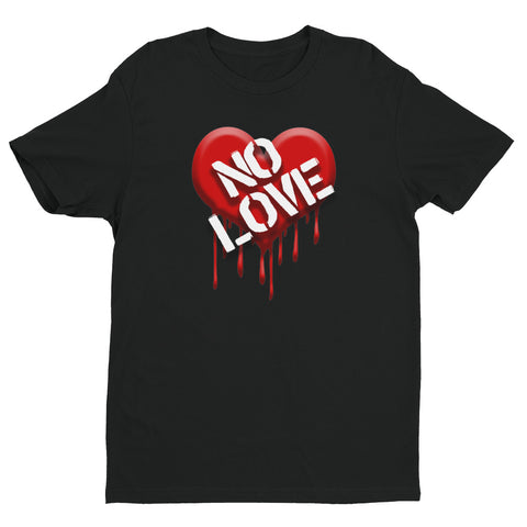 (No Love) Unisex Short Sleeve T-shirt