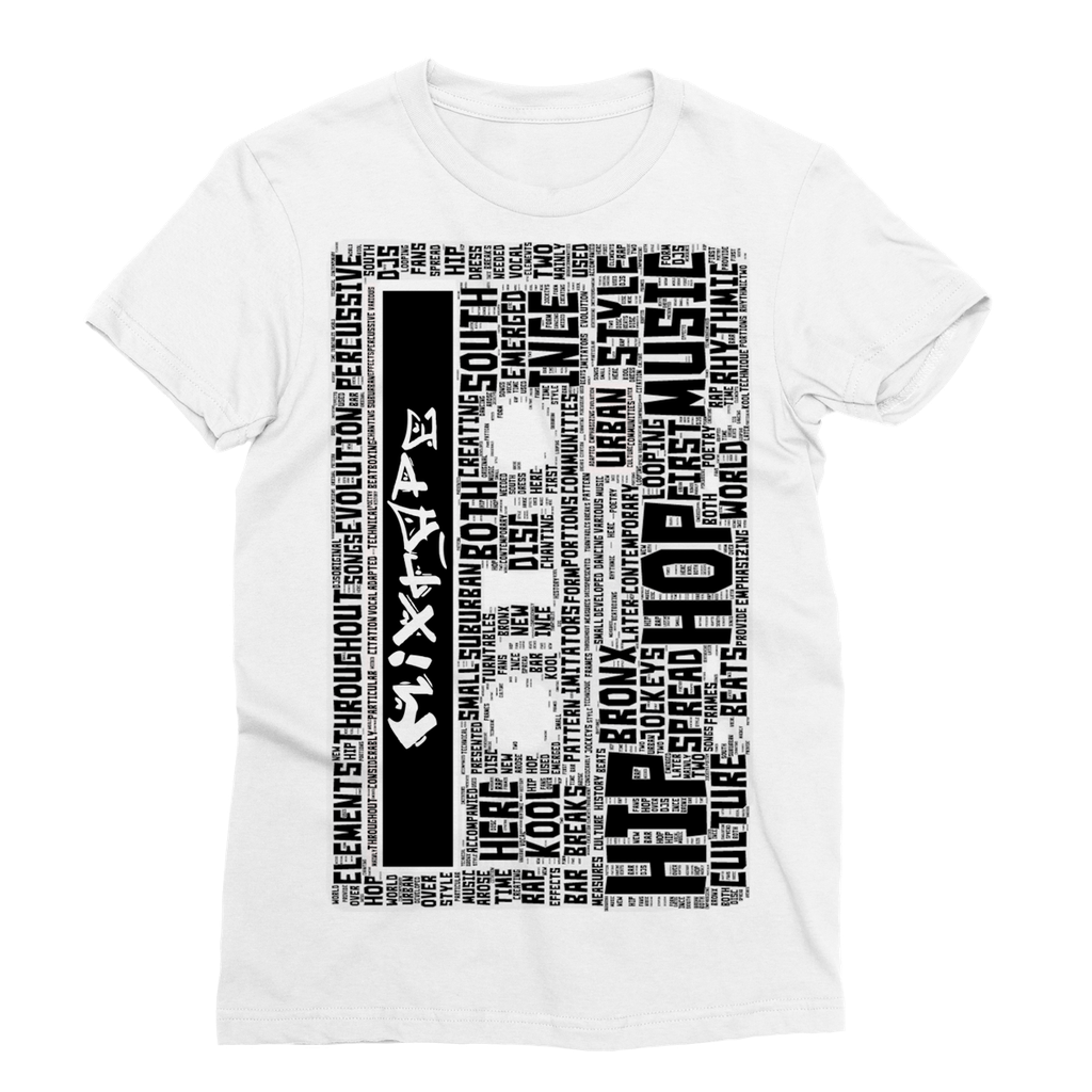 Mixtape Sublimation T-Shirt
