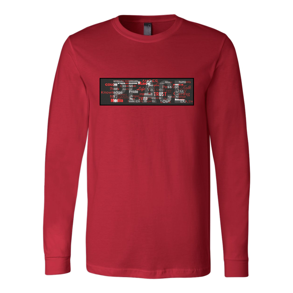 (PEACE) ✌️ Men's Long-sleeve Tee