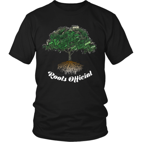 (Roots Official) District Men's Tee