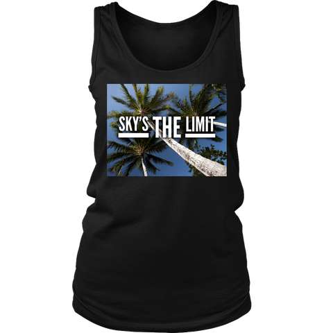 (Sky's The Limit) District Women's Tank