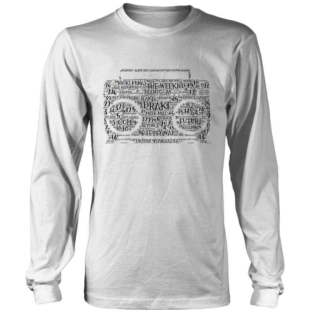 (Boombox) Men's Long Sleeve Tee