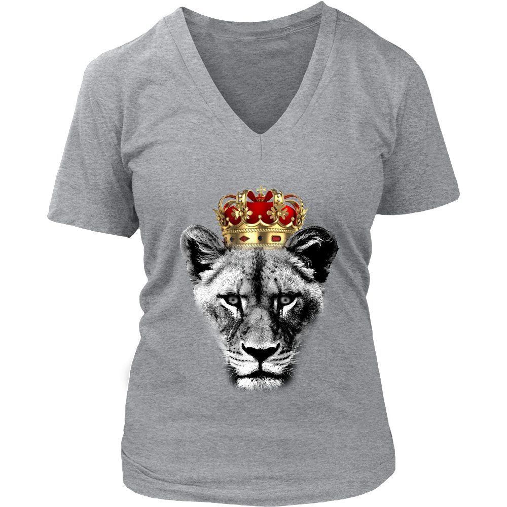 (Leo Season) District Womens V-Neck
