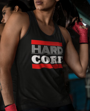 (Hard Core) Ladies' Tank