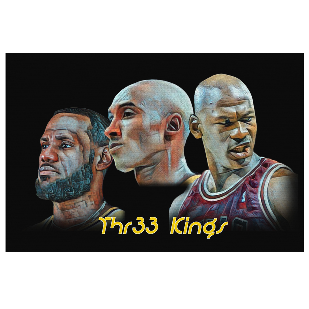 Three Kings Canvas