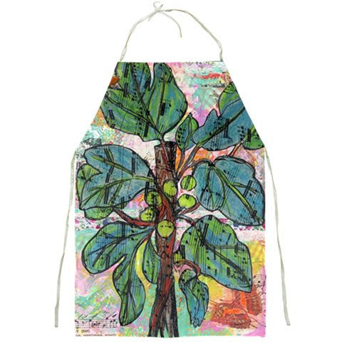 Fig Tree Kitchen Apron for Women