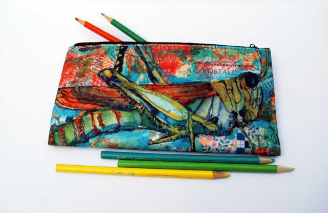 Summer Day Pencil Case