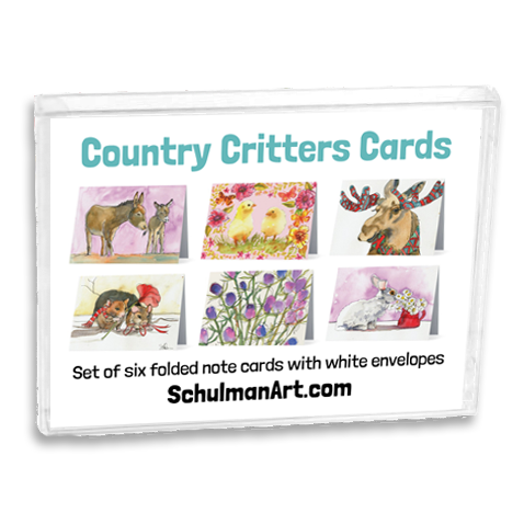 Country Critters Package #1
