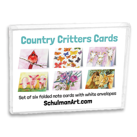 Country Critters Package #3