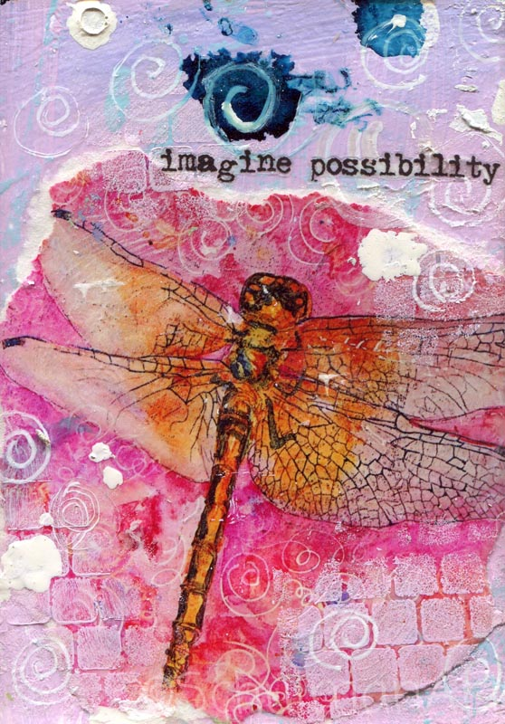 "#14 Dragonfly ""Imagine Possibility"" 