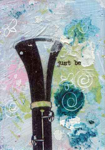 "#10 Clarinet ""Just Be"" 