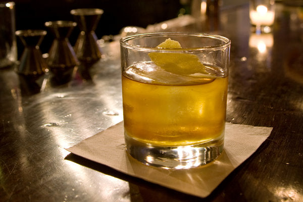 Photograph of the Imperium Razors Rye Old Fashioned
