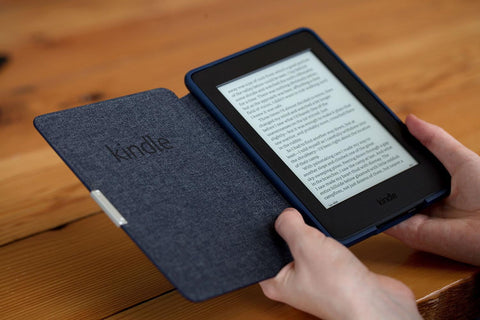 Amazon kindle for imperium shaving