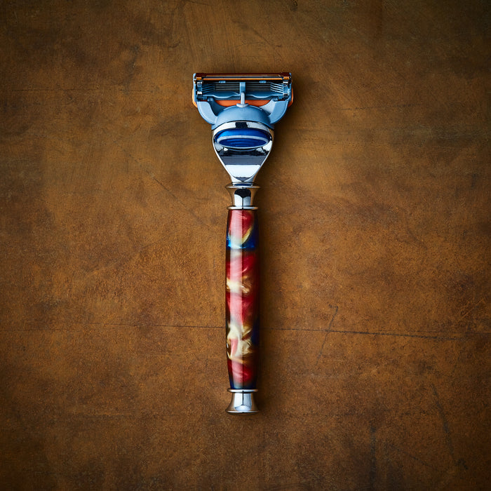 Gillette Fusion razor made in the USA