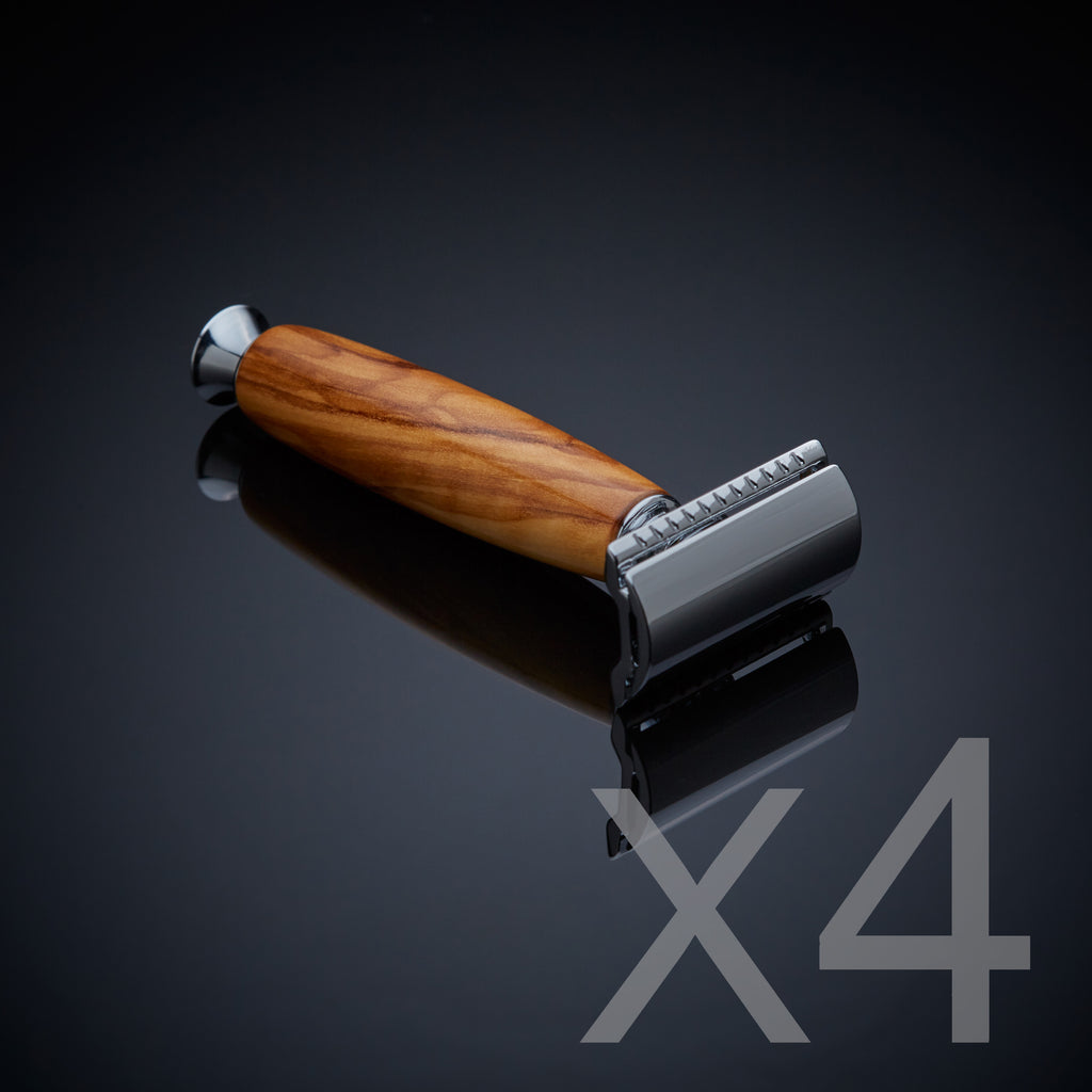 The Galilee Safety Razor [Double Edge blade]