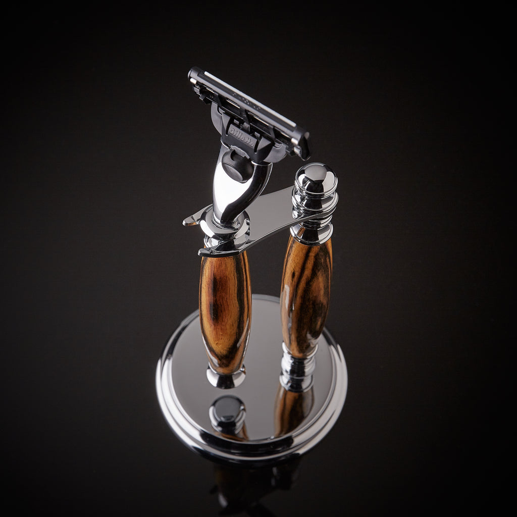 imperium shaving set for gillette Mach 3 and Venus blades