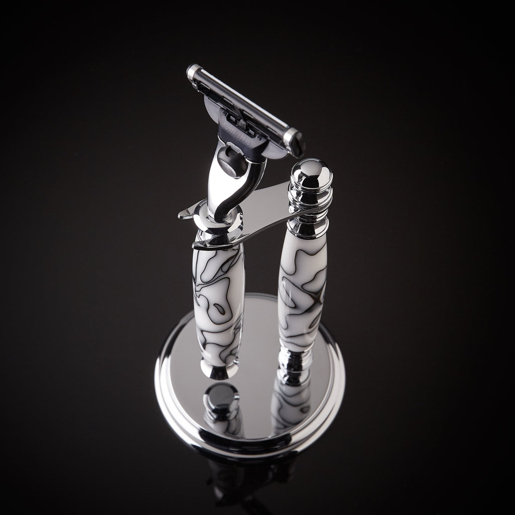 The Carerra Shave Set