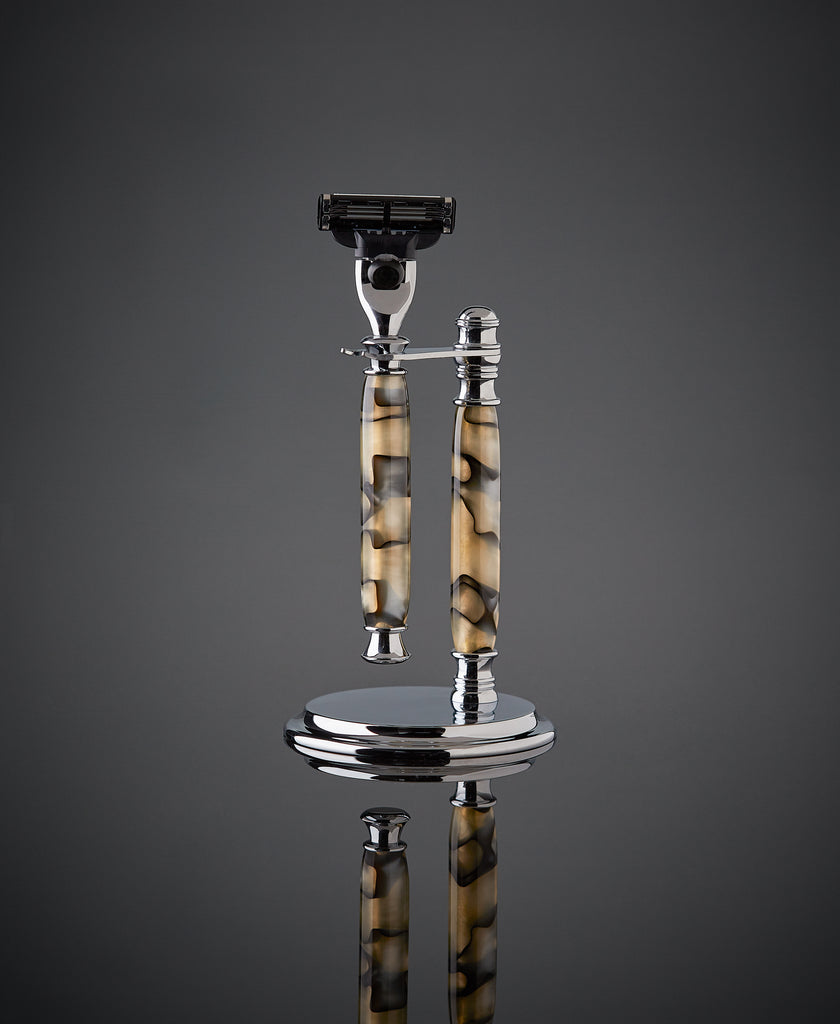 The Shadow Shave Set