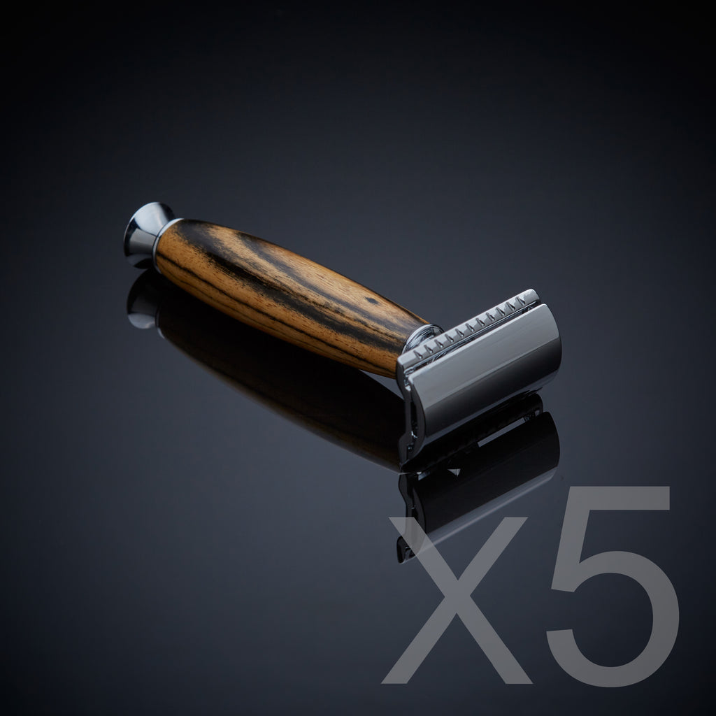 Groomsmen Gift Set Black and White Ebony