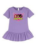 Girl Toddler's Ruffle T-Shirt