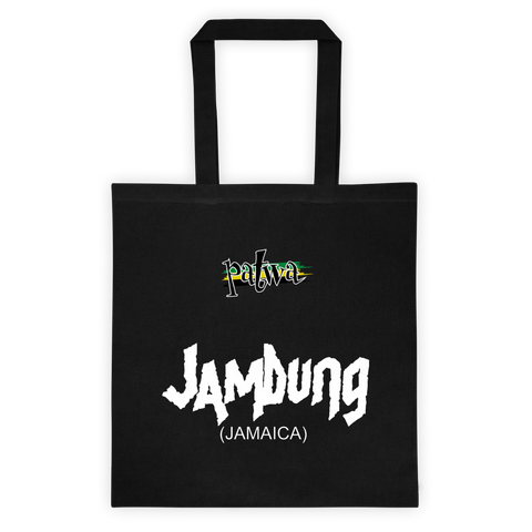 Jamdung 12 Ounce Cotton Canvas Tote
