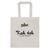 Kuh Deh 12 Ounce Cotton Canvas Tote
