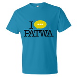 """I Speak Patwa"" Lightweight Fashion Short Sleeve T-Shirt"