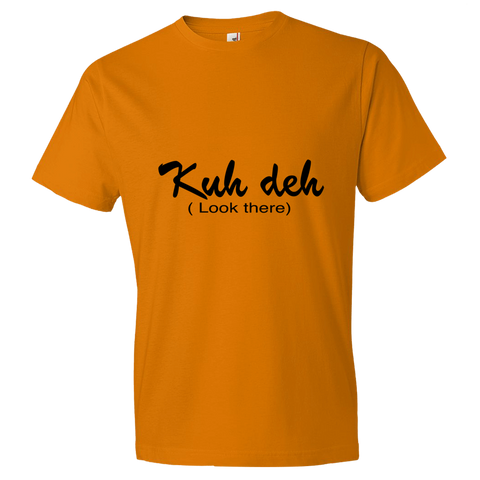 """Kuh deh"" Lightweight Fashion Short Sleeve T-Shirt"