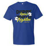 Duppy know who fi frighten Lightweight Fashion Short Sleeve T-Shirt