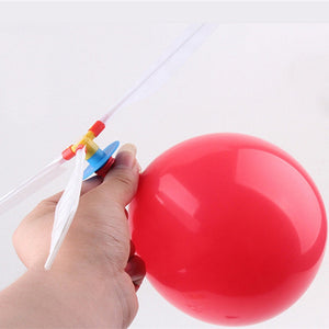 Classic Balloon Helicopter For Kids