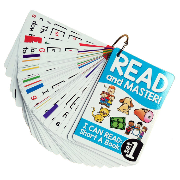 107 Groups Roots Learning English Phonics Cards