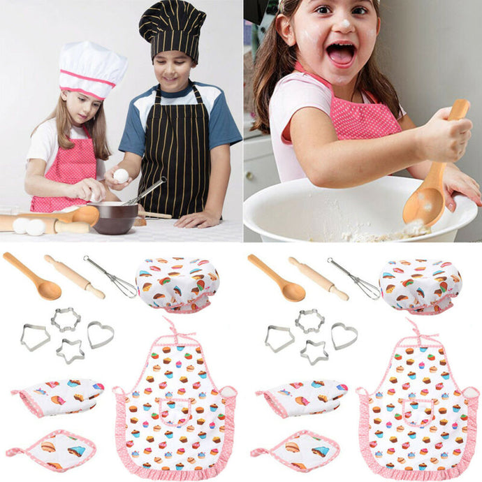 11 Pcs Chef Role Play Set