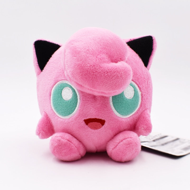 Cute Pink Jigglypuff Stuffed Toy