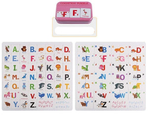 Match It Puzzle Flash Cards