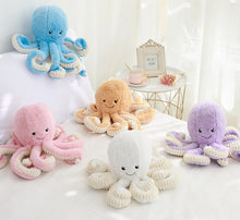 Load image into Gallery viewer, Octopus Plush Toy