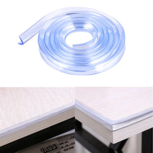 1M Baby Safety Table Desk Transparent Tape and Edges