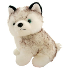 Load image into Gallery viewer, Cute Husky Dog Plush Toys