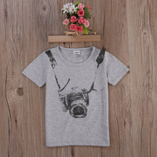 Load image into Gallery viewer, Fashion Baby Boys Top Shirt