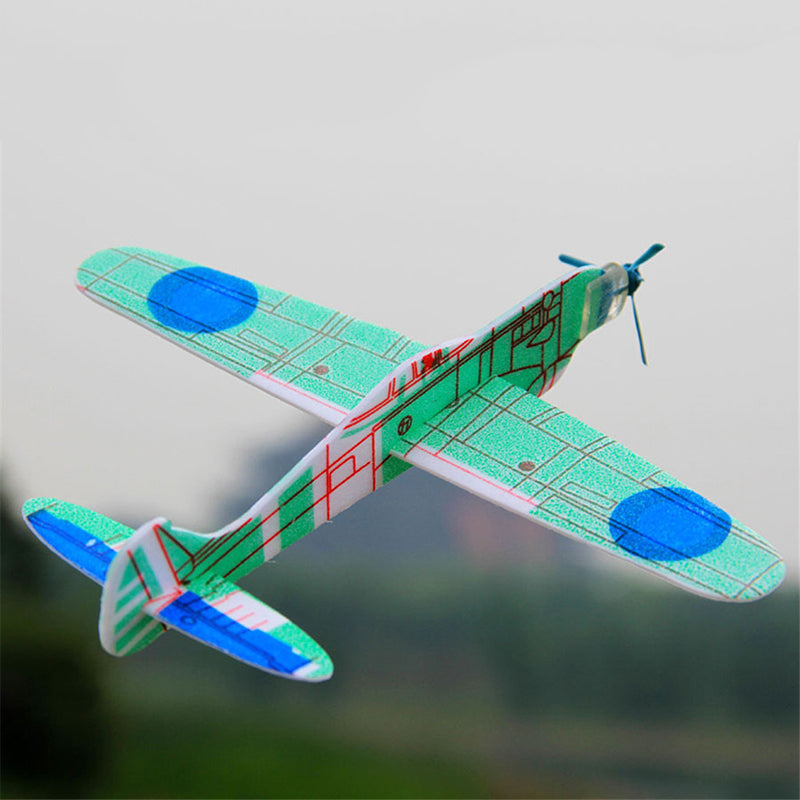 Airplane Hand Throw Flying Toy