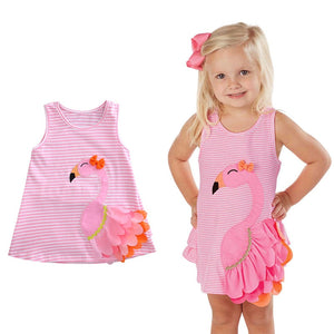 Summer Fashion Baby Girl Dresses