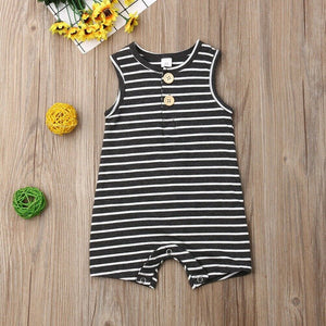 Baby Summer Stripes