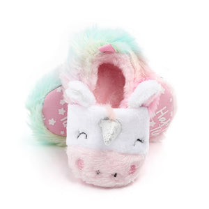 Newborn Baby Crawling Unicorn Shoes