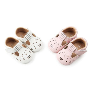 Moccasins Soft Bottom Non Slip Shoes for Baby Girls
