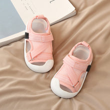 Load image into Gallery viewer, Non-Slip Summer Baby Shoes