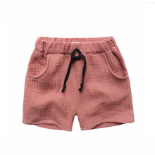 Load image into Gallery viewer, Kids Beach Shorts For Summer